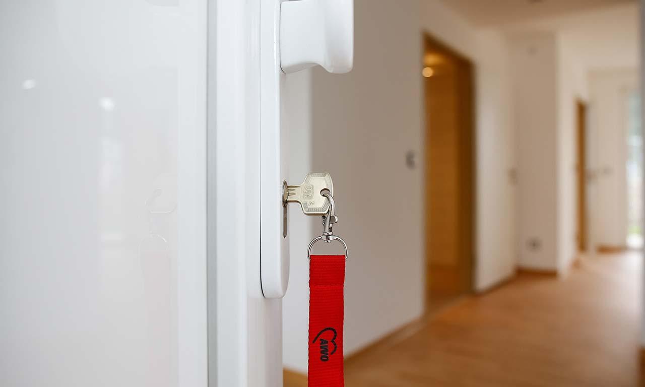 barrierefreie und behindertengerechte wohnanlage am. Black Bedroom Furniture Sets. Home Design Ideas